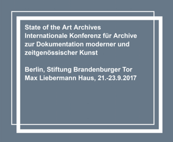 State_of_the_Art_Archive